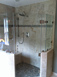 All glass llc shower enclosures northern virginia semi frameless shower enclosure va planetlyrics Choice Image